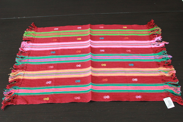 Chiapas Colorful Placemats