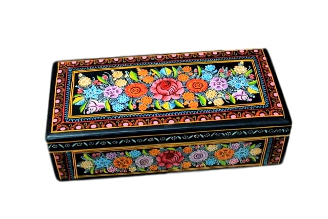 Olinala hand-painted Box