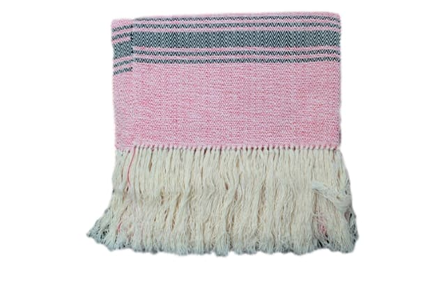 Pink Rebozo from Puebla