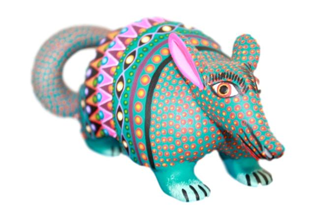 Mouse Alebrije from Oaxaca