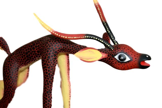 Alebrijes Big Deer from Oaxaca